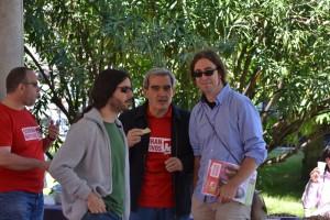 Fiesta electoral IU
