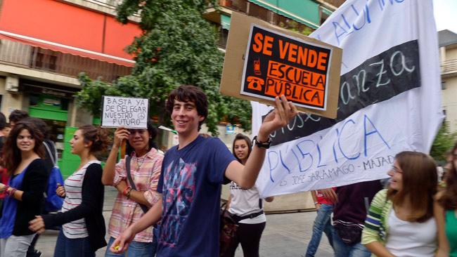 manifestacion-majadahonda-contra-recortes-educacion-publica2