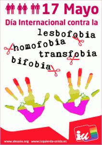 Día internacional contra la LGTB FOBIA