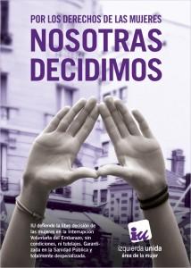 Movilizaciones por los derechos sexuales y reproductivos de las mujeres