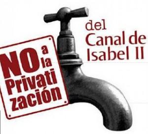 IZQUIERDA UNIDA PIDE AL AYUNTAMIENTO DE MAJADAHONDA QUE TOME MEDIDAS PARA SALVAGUARDAR EL CARACTER PÚBLICO CANAL DE ISABEL II