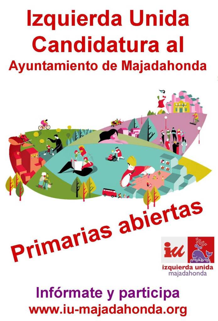 PRIMARIAS IU MAJADAHONDA
