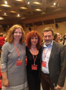 Nuestra coordinadora Lola Sánchez elegida para el consejo regional de IU Madrid