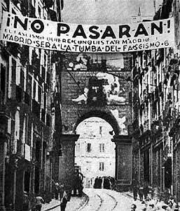 """Comunicado antifascista ante la representación de la obra """"mi princesa roja"""" sobre la vida de Jose Antonio Primo de Rivera"""