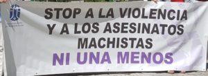COMUNICADO: El PP debe respetar los acuerdos aprobados por unanimidad contra la violencia machista