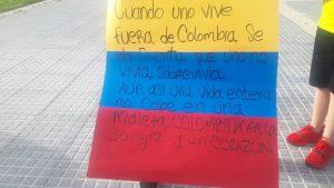 IU Majadahonda demanda una respuesta del Ayuntamiento respecto a la situación en Colombia